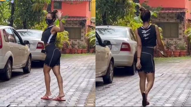 Malaika Arora latest Video Goes Viral