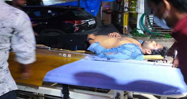 Mega Hero Saidharam Tej Accident