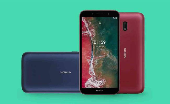 Nokia C01 compatible with Jio Phone
