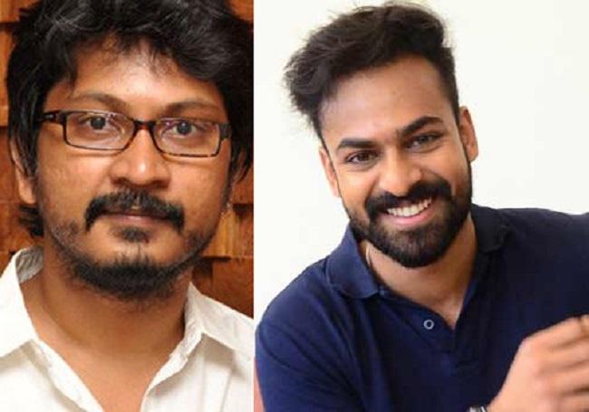 Panja Vaishnav Tej And Panja director Vishnu Vardhan Combo
