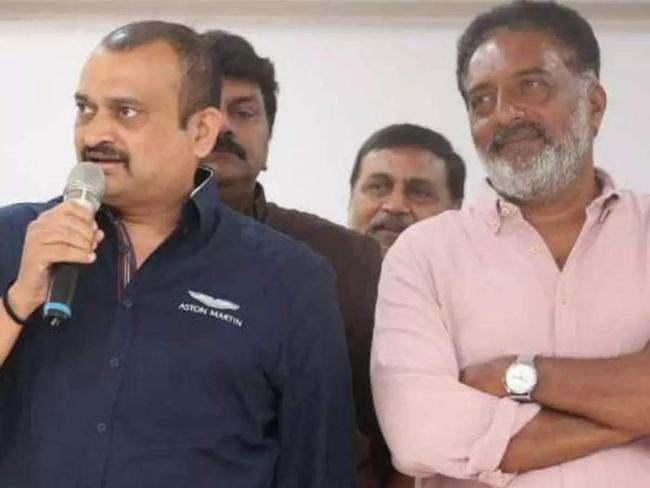 Prakash raj linked maa elections with gujarat elections
