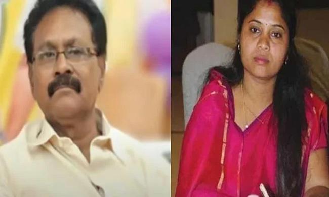 Pushpa Srivani Chandrasekhar Raju to fight in the upcoming elections