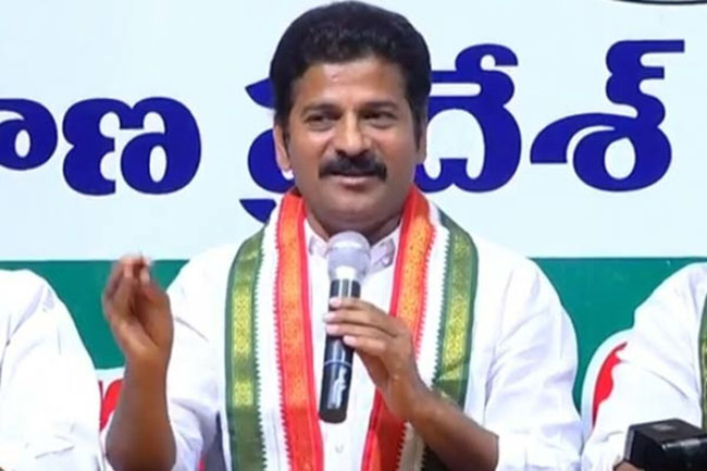 Revanth directly challenged to BJP High Command
