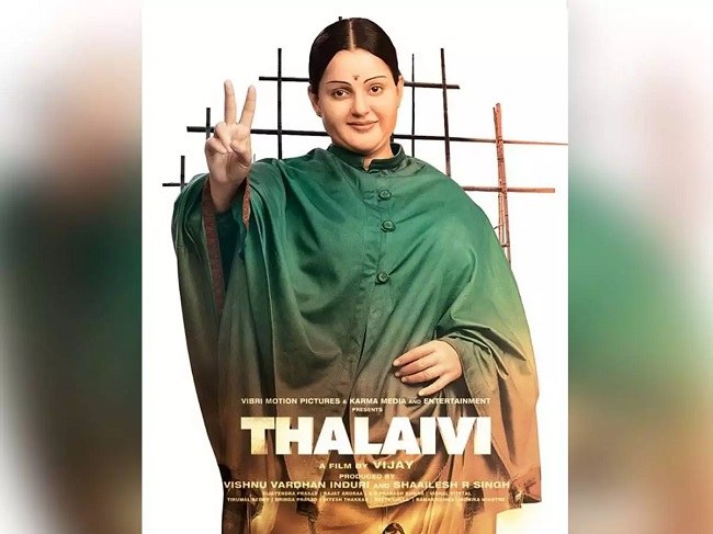 Sequel to Thalaivi is getting ready