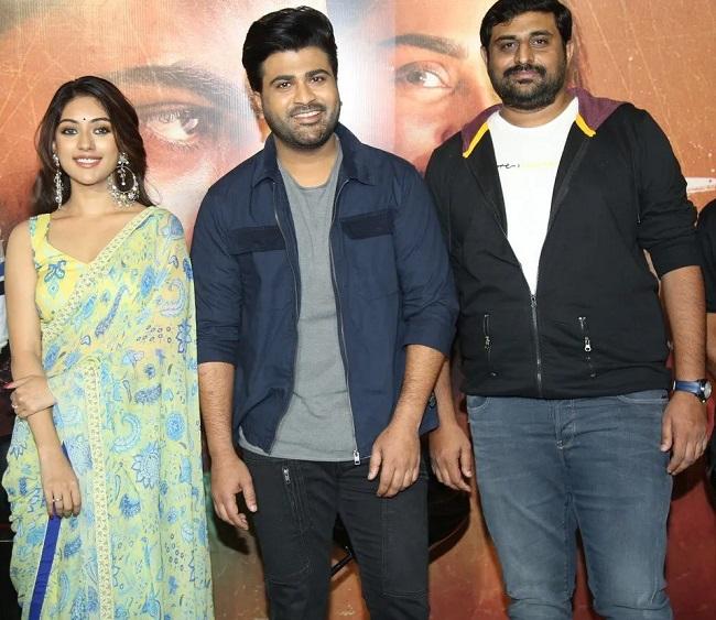Sharwanand About Maha Samudram Movie