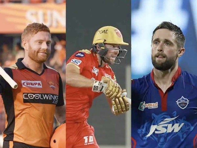 Shock to England cricketers for IPL