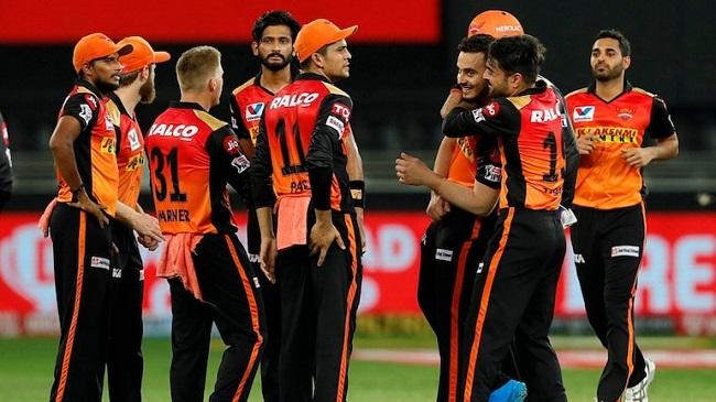 Sunrisers Team Performence On IPL2021