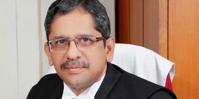 Supreme Chief Justice Ramana sensational decision