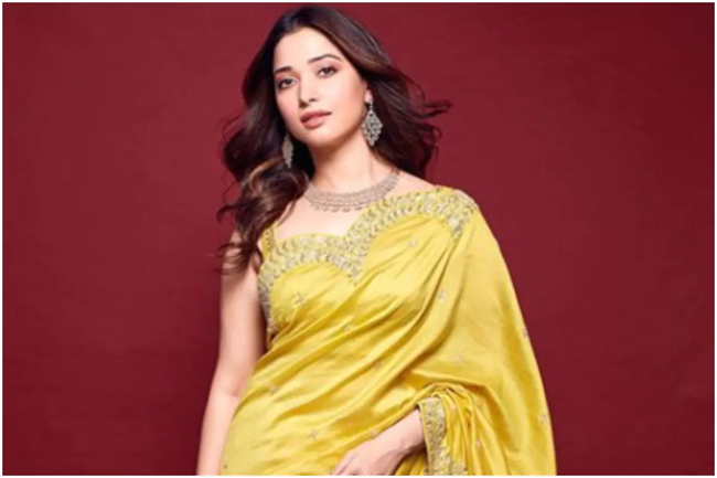 Tamanna About Her Health