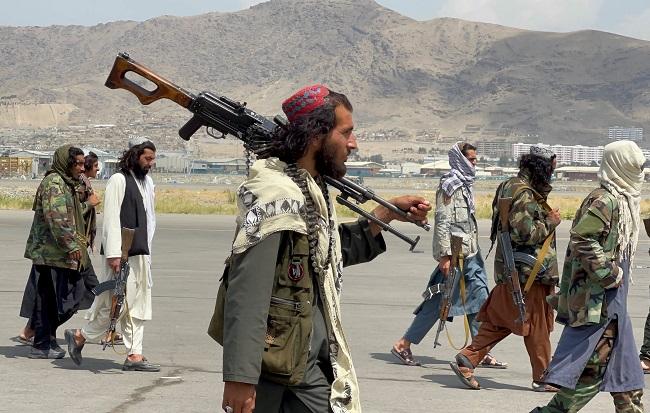 War on social media against the Taliban