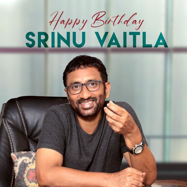 srinu vaitla Care of Address to Non Stop Comedy