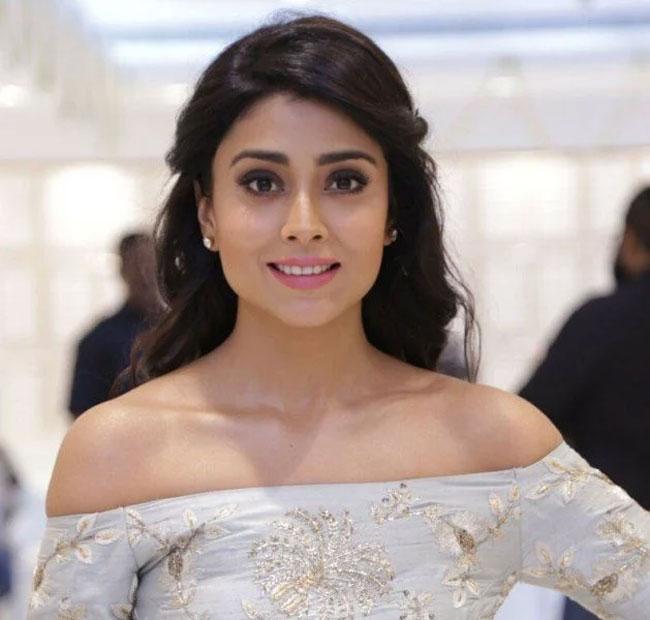 Shriya lead role In the Magic School