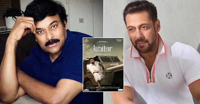 Song on Salman in Chiru Godfather